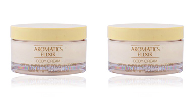 Body moisturiser AROMATICS ELIXIR body cream Clinique