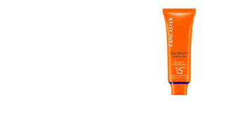 SUN BEAUTY silky touch face cream SPF15 Lancaster