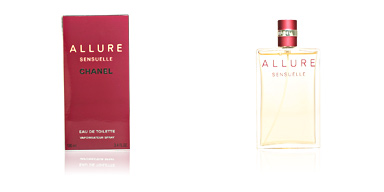 Chanel ALLURE SENSUELLE eau de toilette spray 100 ml