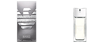 DIAMONDS FOR MEN eau de toilette spray 50 ml Armani