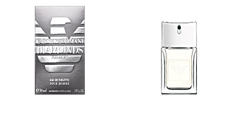 DIAMONDS FOR MEN eau de toilette spray 30 ml Armani