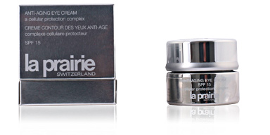 Anti aging cream & anti wrinkle treatment ANTI-AGING eye cream SPF15 La Prairie