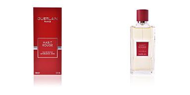 HABIT ROUGE eau de parfum vaporizador Guerlain