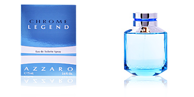 Azzaro CHROME LEGEND eau de toilette vaporizador 75 ml