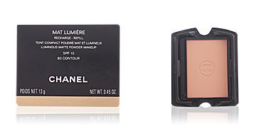Chanel MAT LUMIERE compact refill #80-contour 13 gr