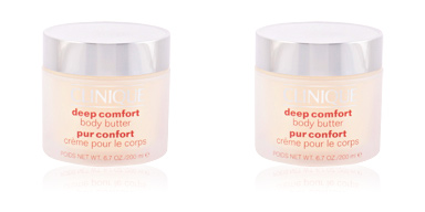 DEEP COMFORT body butter Clinique