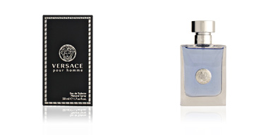 Versace VERSACE POUR HOMME edt vaporizador 50 ml