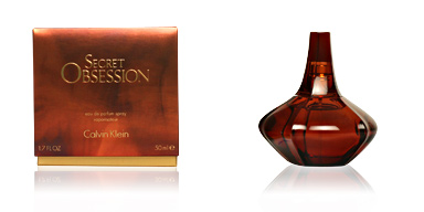 Calvin Klein SECRET OBSESSION eau de parfum vaporizador 50 ml