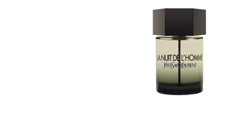 LA NUIT DE L'HOMME eau de toilette spray 100 ml Yves Saint Laurent