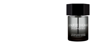 Aftershave LA NUIT DE L'HOMME after shave lotion Yves Saint Laurent