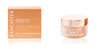 Halscreme & Behandlungen SURACTIF COMFORT LIFT neck & decolleté cream Lancaster