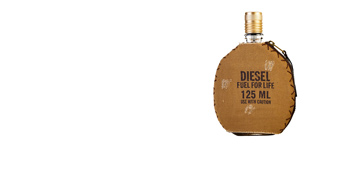 Diesel FUEL FOR LIFE HOMME edt vaporizador 125 ml