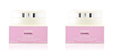 CHANCE EAU FRAICHE body cream Chanel