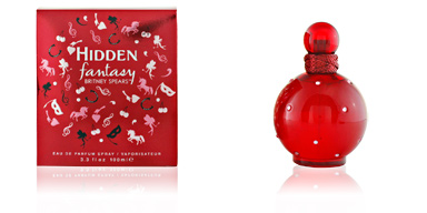 Britney Spears HIDDEN FANTASY perfume