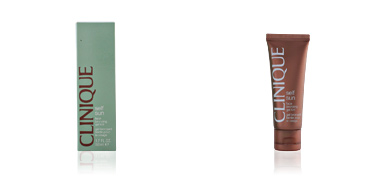 SUN face bronzing gel tinted Clinique