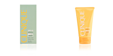 Corporales SUN body cream SPF40 Clinique
