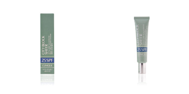 SUN city block sheer oil-free day SPF Clinique