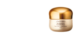 Tratamento para flacidez do rosto BENEFIANCE NUTRIPERFECT day cream SPF15 Shiseido