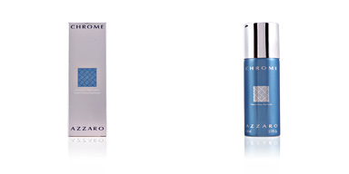 CHROME déodorant vaporisateur Azzaro