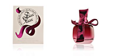 RICCI RICCI eau de parfum vaporizador Nina Ricci