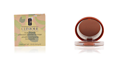 Bronzing powder TRUE BRONZE pressed powder bronzer Clinique
