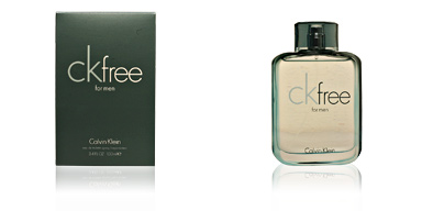 Calvin Klein CK FREE edt spray 100 ml