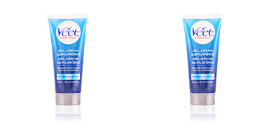 Crema depilatoria VEET MEN gel crema depilatorio Veet