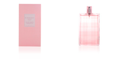 Burberry BRIT SHEER eau de toilette vaporizador 100 ml