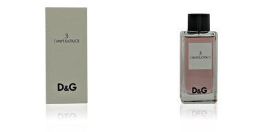 Dolce & Gabbana 3 - L'IMPÉRATRICE edt vaporizador 100 ml