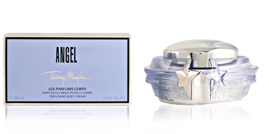 Hidratação corporal ANGEL perfuming body cream Thierry Mugler