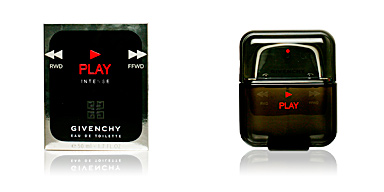 Givenchy PLAY INTENSE eau de toilette vaporisateur 50 ml
