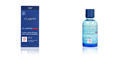 MEN lotion  after-shave Clarins