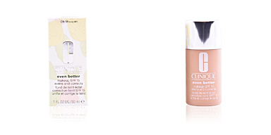 Foundation makeup EVEN BETTER fluid foundation Clinique