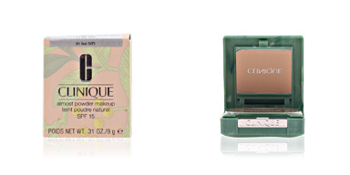 Clinique ALMOST powder SPF15 #01-fair 9 gr
