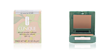 Clinique ALMOST powder SPF15 #02-neutral fair 9 gr