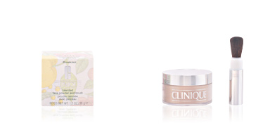 Clinique BLENDED face powder&brush #20-invisible blend 35 gr