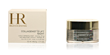Anti-rugas e anti envelhecimento COLLAGENIST V-LIFT night cream Helena Rubinstein