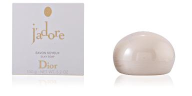 Jabón perfumado J'ADORE savon soyeux Dior