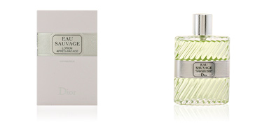 EAU SAUVAGE after-shave vaporizador Dior