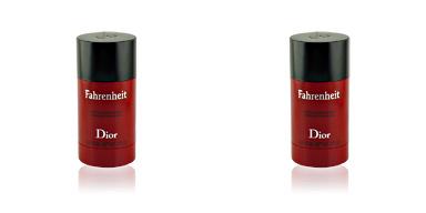 FAHRENHEIT desodorante stick alcohol free Dior