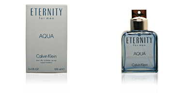 ETERNITY AQUA FOR MEN eau de toilette spray Calvin Klein