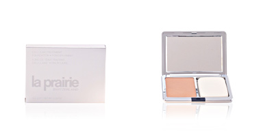 Compact powder CELLULAR TREATMENT foundation powder finish La Prairie