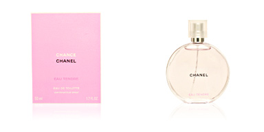 Chanel CHANCE EAU TENDRE edt spray 50 ml