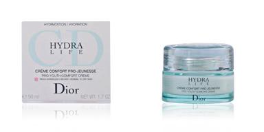 Face moisturizer HYDRALIFE pro-youth comfort cream Dior