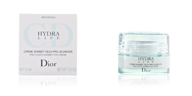 Soin du visage hydratant HYDRALIFE pro-youth sorbet eye cream Dior