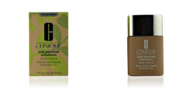 Clinique ANTI-BLEMISH SOLUTIONS liquid found #04-fresh vanilla 30 ml