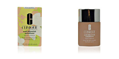 Clinique ANTI-BLEMISH SOLUTIONS liquid found #05-fresh beige 30 ml