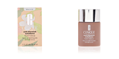 Clinique ANTI-BLEMISH SOLUTIONS liquid found #06-fresh sand 30 ml