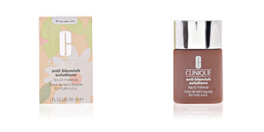 Clinique ANTI-BLEMISH SOLUTIONS liquid found #07-golden 30 ml