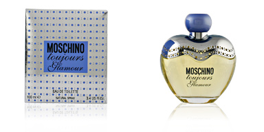 TOUJOURS GLAMOUR eau de toilette vaporizador Moschino